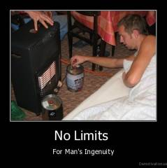 No Limits  - For Man's Ingenuity