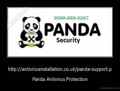 http://antivirusinstallation.co.uk/panda-support.p - Panda Antivirus Protection