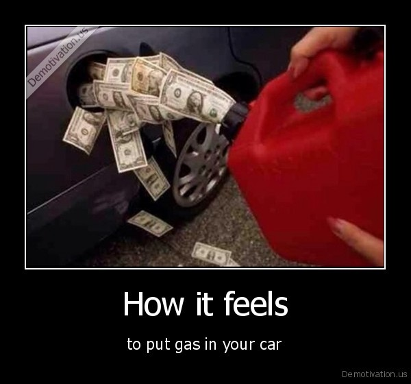 gas,money