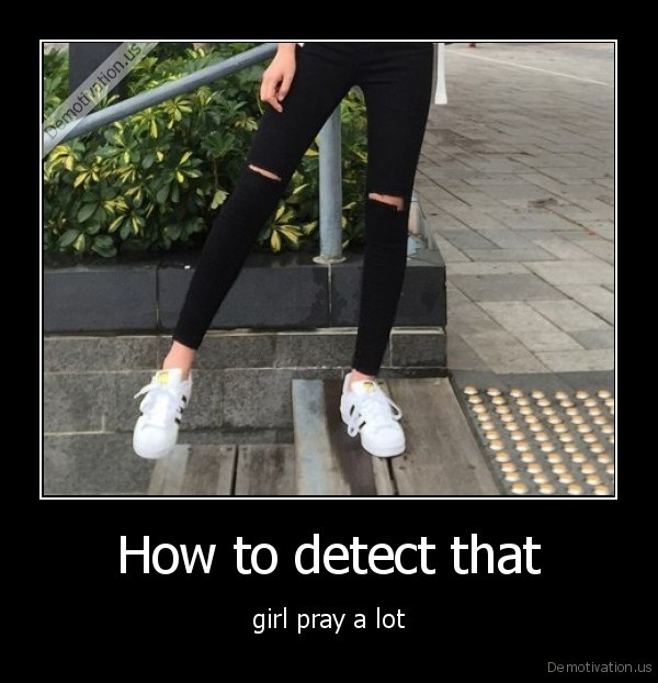 How to detect that