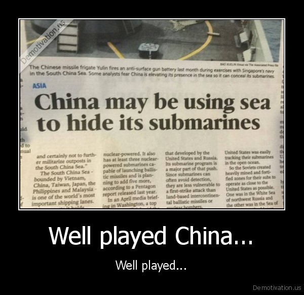 china,submarines