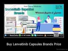 Buy Lenvatinib Capsules Brands Price  -