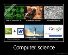 Computer science -