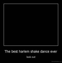The best harlem shake dance ever - look out